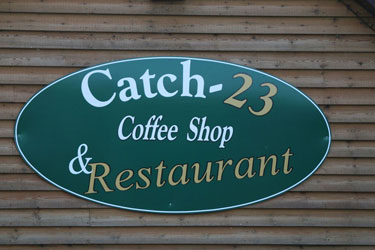 Catch 23 cafe and restaurant